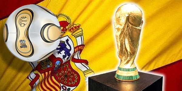 Spain is FIFA World Cup 2010 Winner