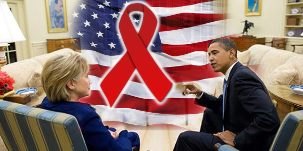 President Barack Obama and Secretary of State Hillary Rodham Clinton