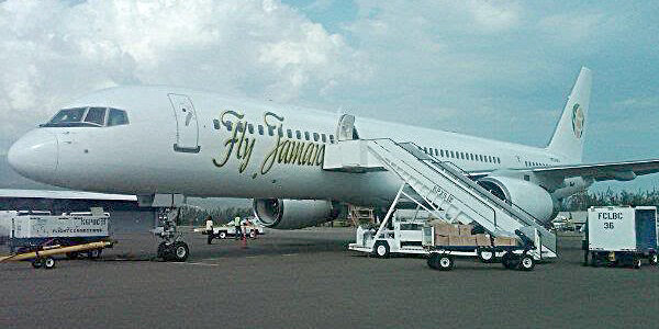 CaribPress » Fly Jamaica commences flights to US January 25
