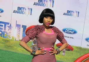 Nicki Minaj. mainframe