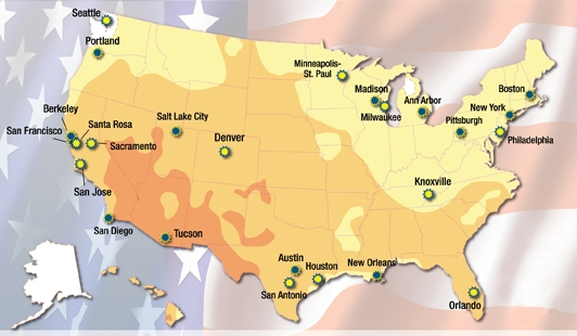 CaribPress Americas most dangerous cities in 2012