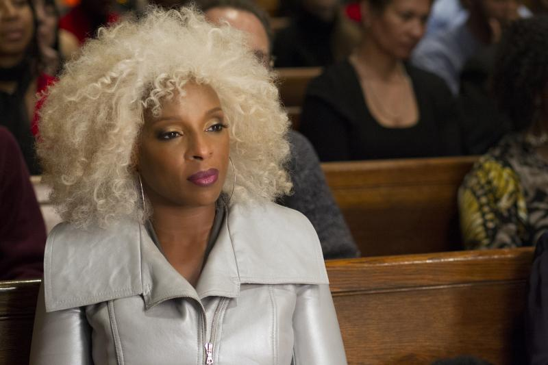 Mary J. Blige as Lucy in BLACK NATIVITY