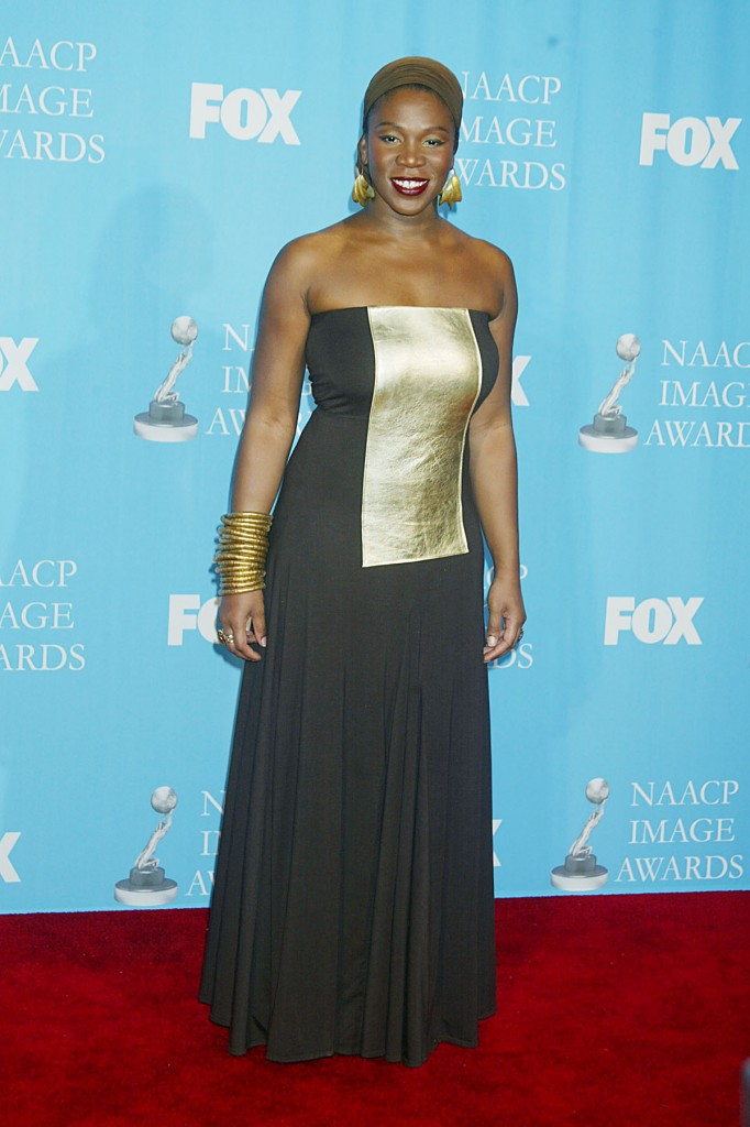 Indie Arie at the Image Awards