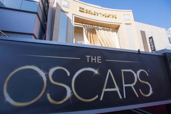 85th Academy Awards, Friday Set Ups