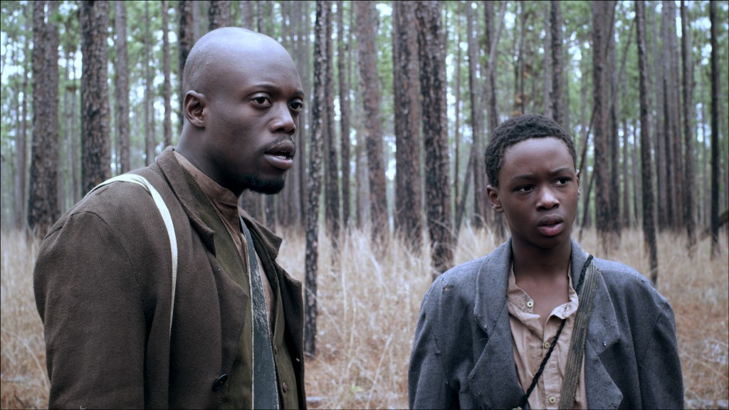 Keston John as Marcus and Ashton Sanders as Will in 'The Retrieval