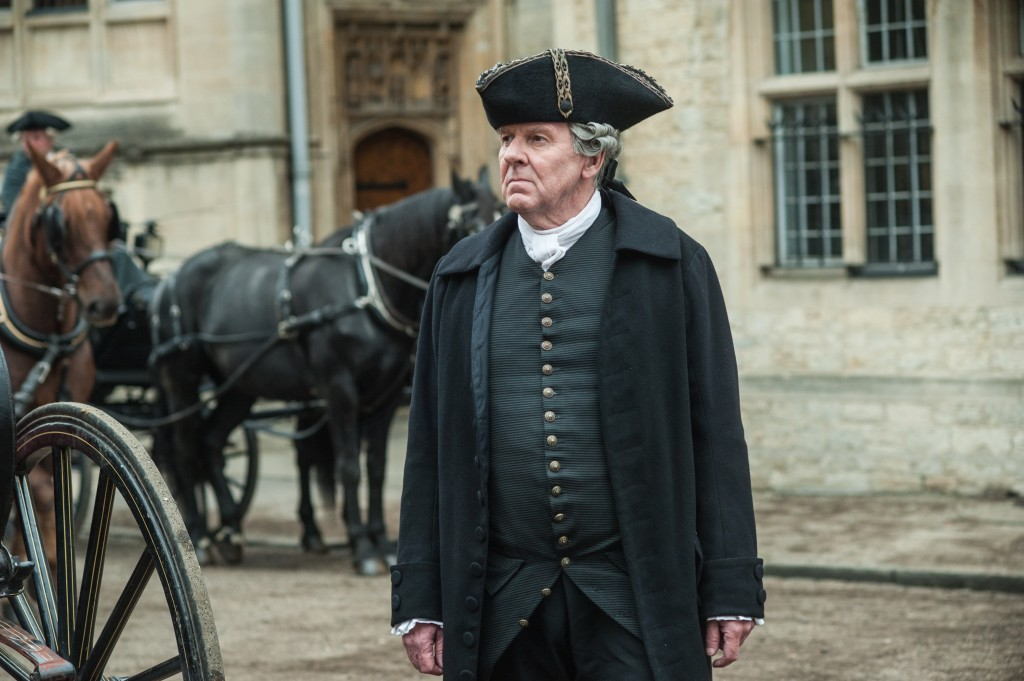 Tom Wilkinson as Lord Mansfield