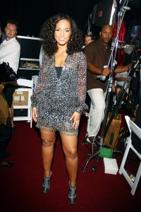 the 2009 BET Awards at the Shrine Auditorium, Los Angeles