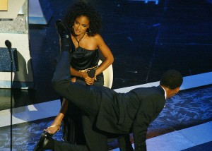 Jada Pinkett-Smith & Will hosting 2005 BET Awards