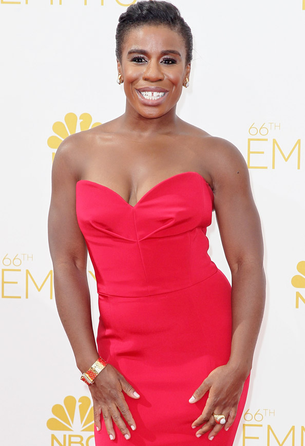 Aduba at the Emmys