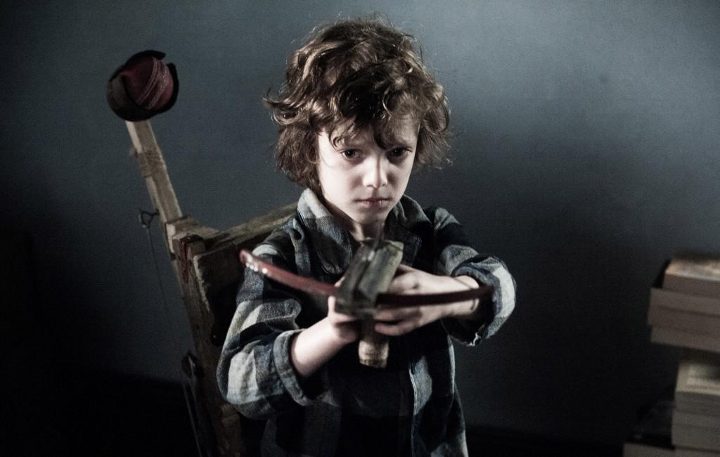 Noah Wiseman as Samuel
