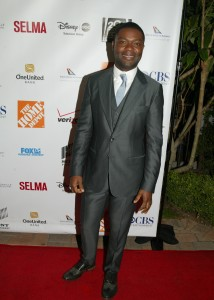 David Oyelowo at the AAFCA Awards ceremony - photo by Royalty Image