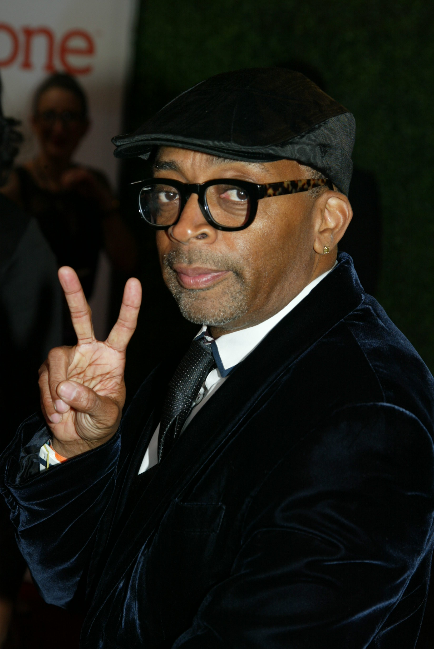 Honoree Spike Lee attends the 46th NAACP Image Awards.