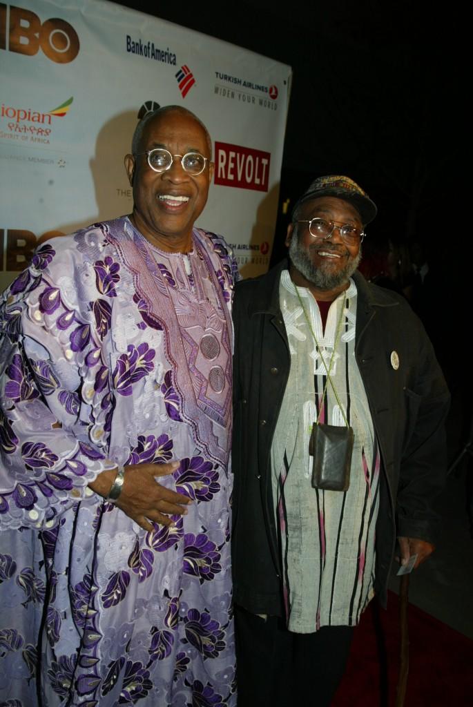 Left - Ayuko Babu