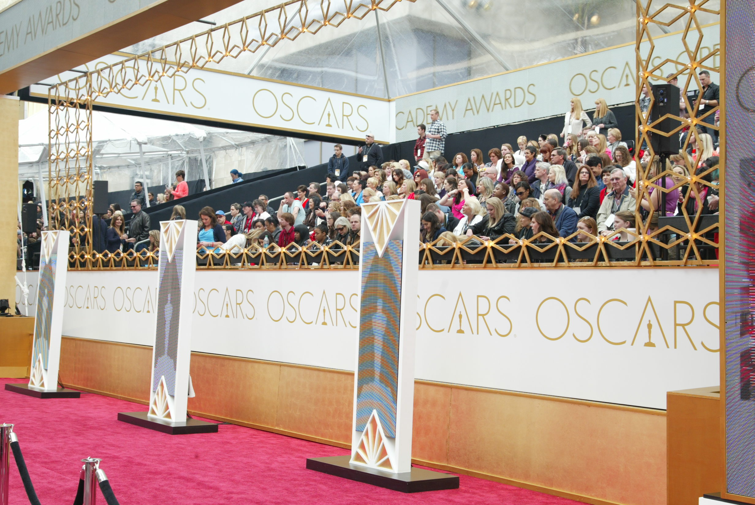 ... The Gold Knight - Latest Academy Awards news, predictions and insight