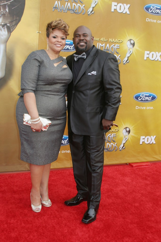 Tamela Mann and David Mann - photo by Royalty Image