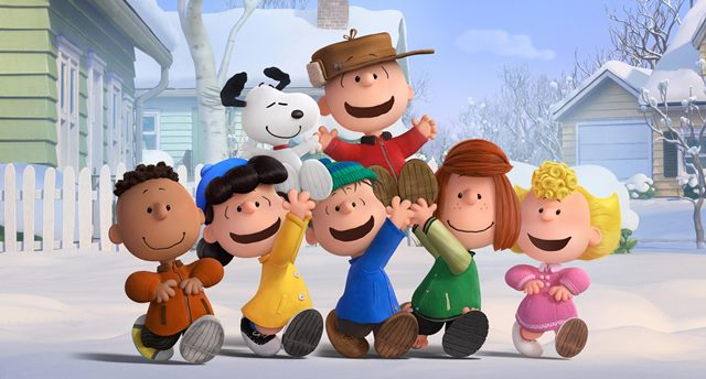 The Peanuts Movies releases in theaters November 6