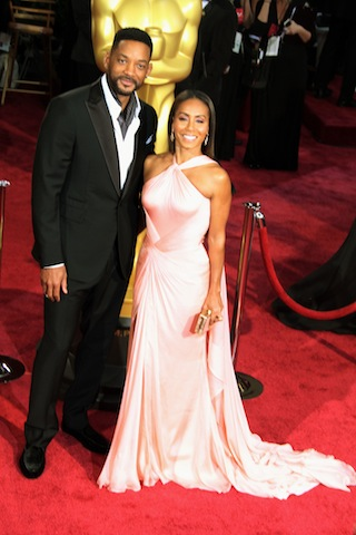 Will and Jada