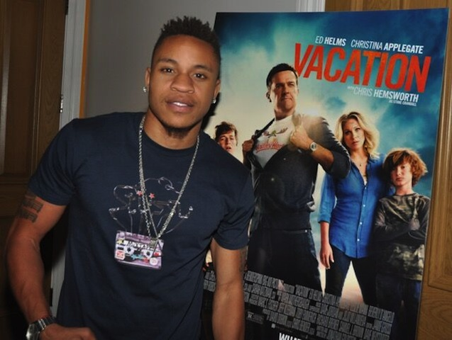 singer-songwriter, actor and model Rotimi