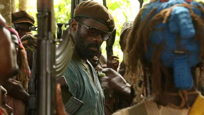 A scene from Beasts of No Nation