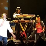 Marley in concert