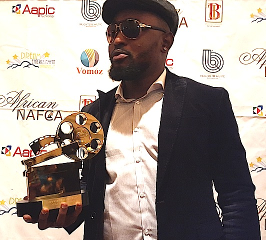 People's Choice award winner Mike La Duchesse