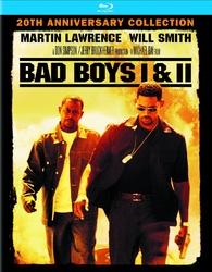 Bad Boys film on BluRay