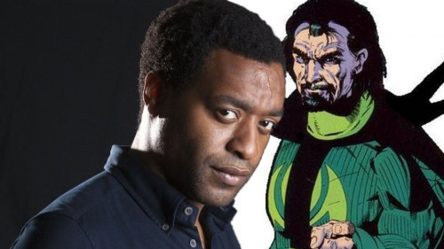 Chiwetel Ejiofor Will Play Baron Mordo in Doctor Strange