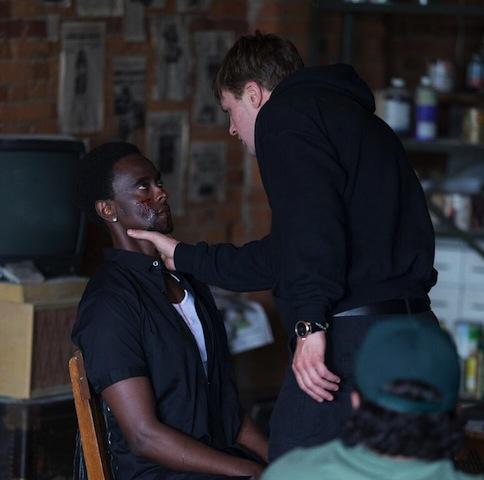 Edi Gathegi as Marques in Criminal Activities