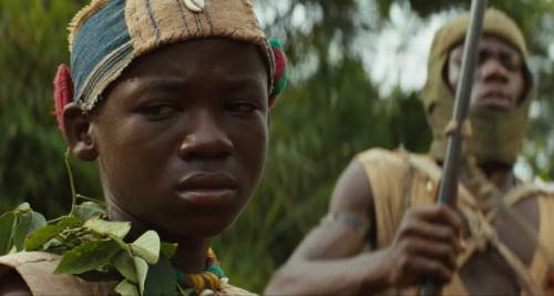 Beasts of No Nation teen actor Abraham Attah