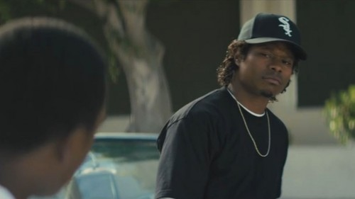 Jason Mitchell as Eazy-E