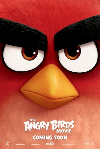 Angry Birds teaser poster