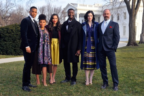 "WGN America's ""Underground"" At The White House"