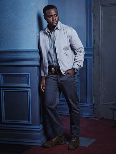 Dayo Okeniyi in Shades of Blue