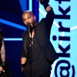 Gospel award winner Kirk Franklin
