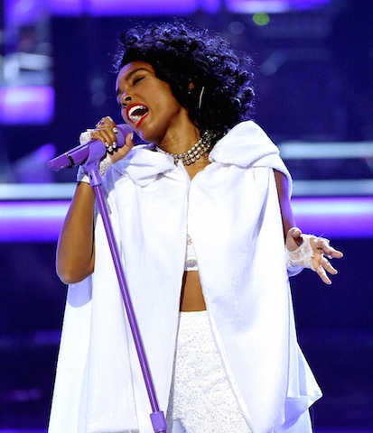Janelle Monáe belts her tribute to Prince