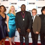Producer Nitti Beatz (C) with (L-R) ASCAP SVP of Membership Nicole George Middleton, ASCAP CEO Beth Matthews, ASCAP EVP of Membership John Titta, and ASCAP President & Chairman Paul