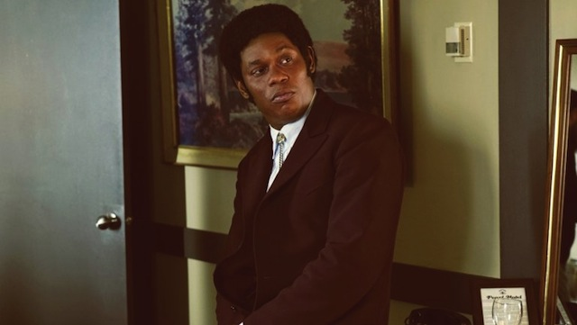 A well deserved nod for Bokeem Woodbine for his role as Mike in Frago