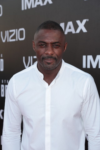 Idris Elba in San Diego