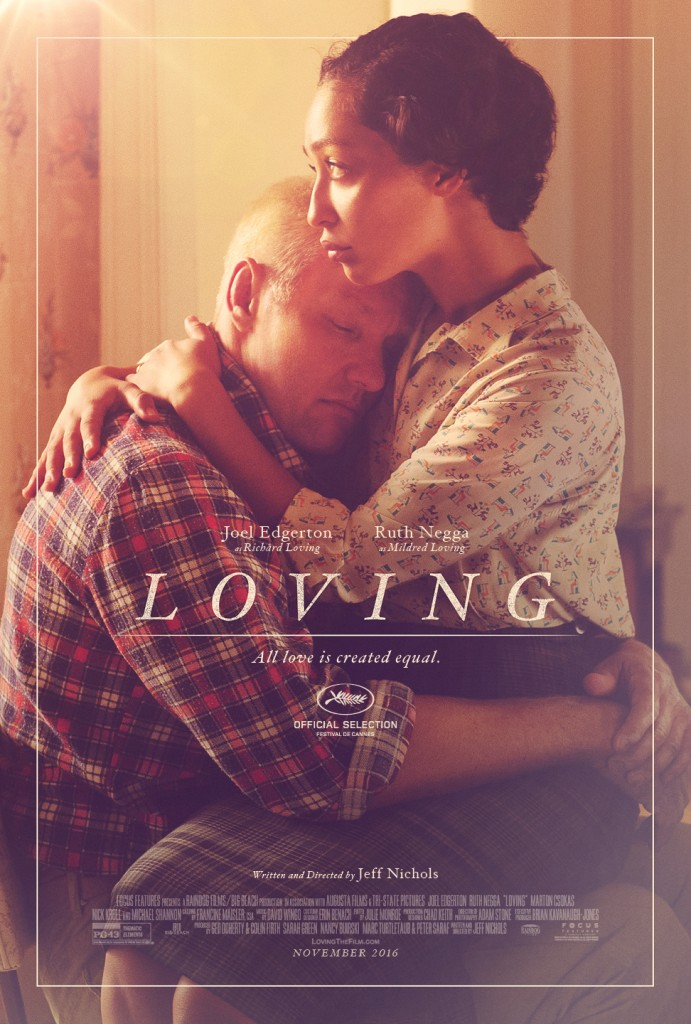 LOVING releases in theaters in November