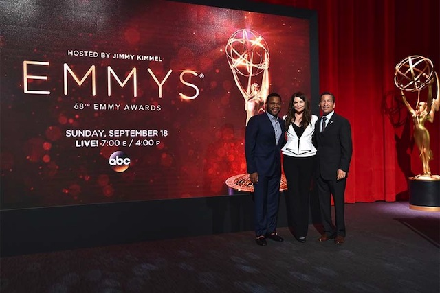 The Emmys were annouced last night in Los Angeles