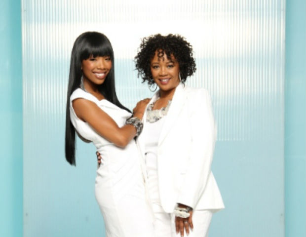Sonja B. Norwood and daughter Brandy