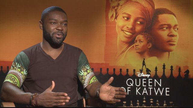 David talks Queen Of Katwe