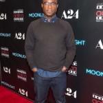 Barry Jenkins director of Moonlight