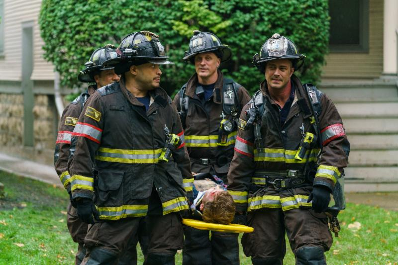Chicago fire season 5 episode 2 full episode | Watch Chicago Fire