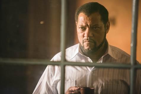Laurence Fishburne will play Mandela in new film