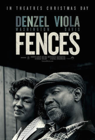 Fences released in US Christmas Day