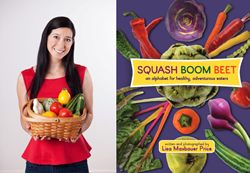 Squash Boom Bee Authort Lisa Maxbauer Price