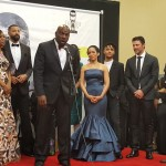 Cast of the TV series Queen Sugar who after their win talk about their celebratory plans