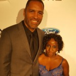 Caribpress' Samantha catches up with actor Patrick Faucette from The Haves and the Have Nots