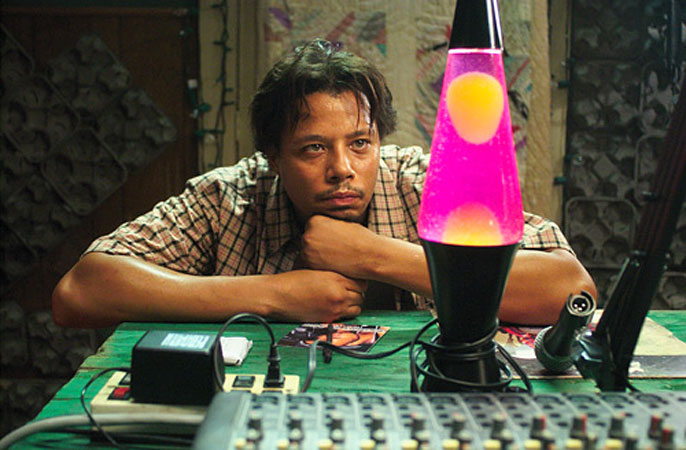 Hustle & Flow's  Terrence Howard